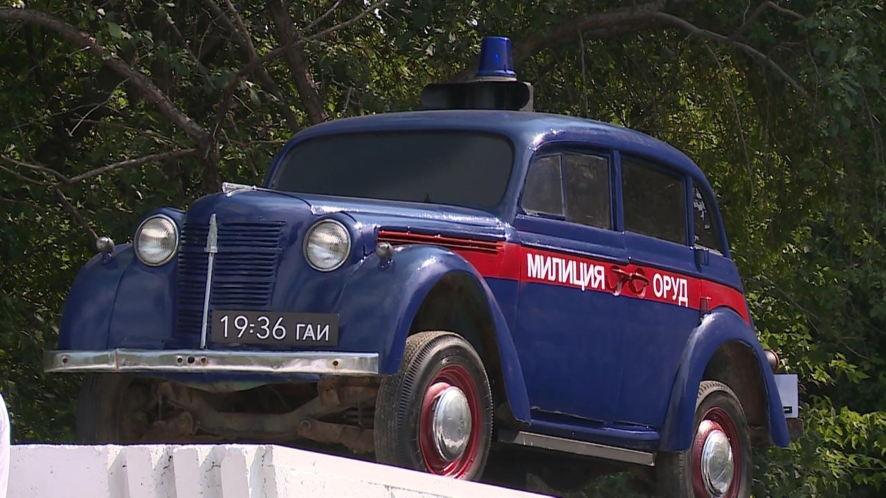 Государственной автоинспекции России исполнилось 85 лет