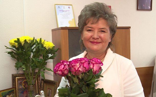 35 лет служения родному городу. Сегодня заведующий отделом культуры округа Ирина Шаповалова встретила знаменательную дату