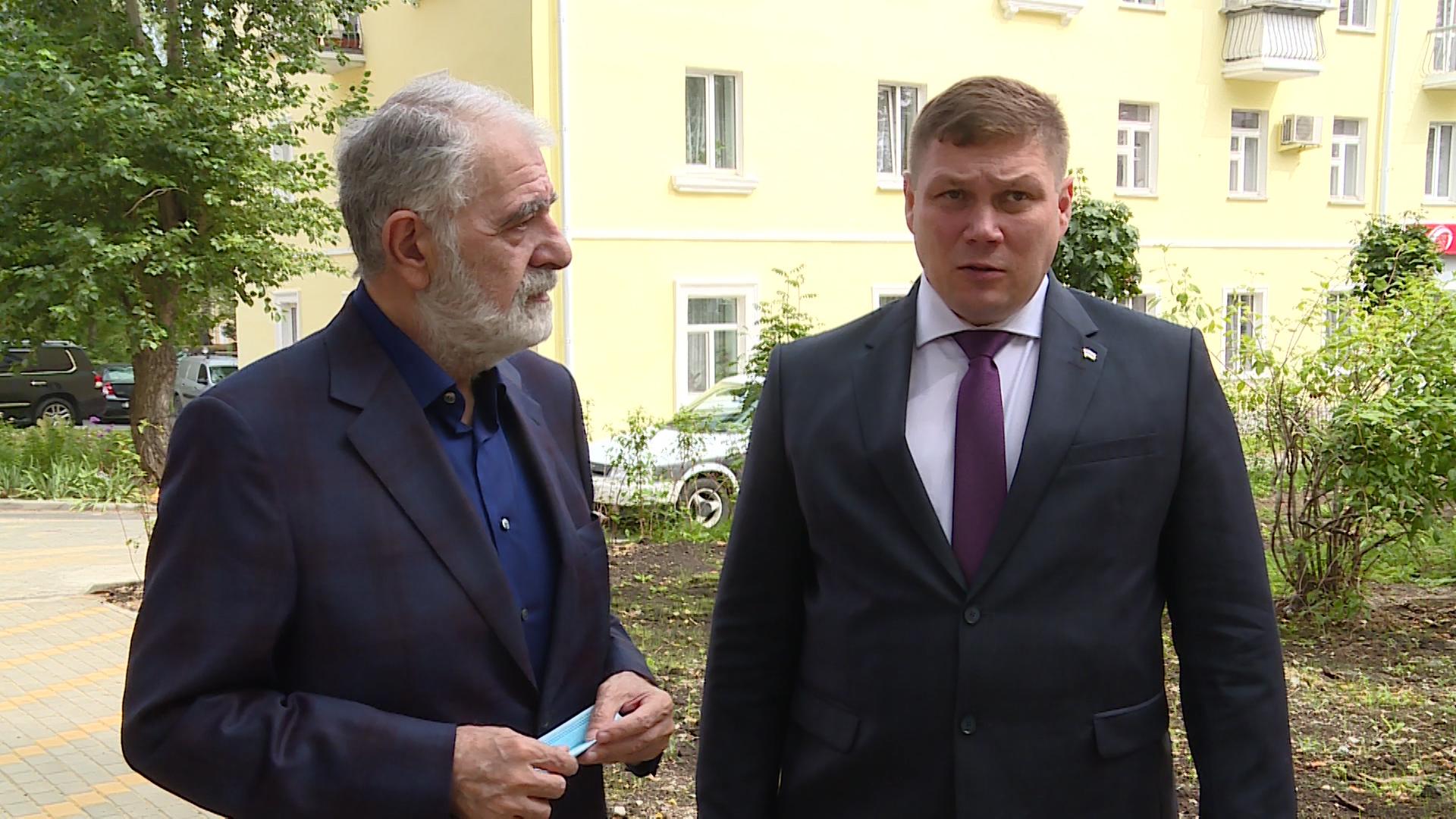 Депутат Государственной Думы РФ Зелимхан Муцоев побывал с рабочим визитом в Новоуральске