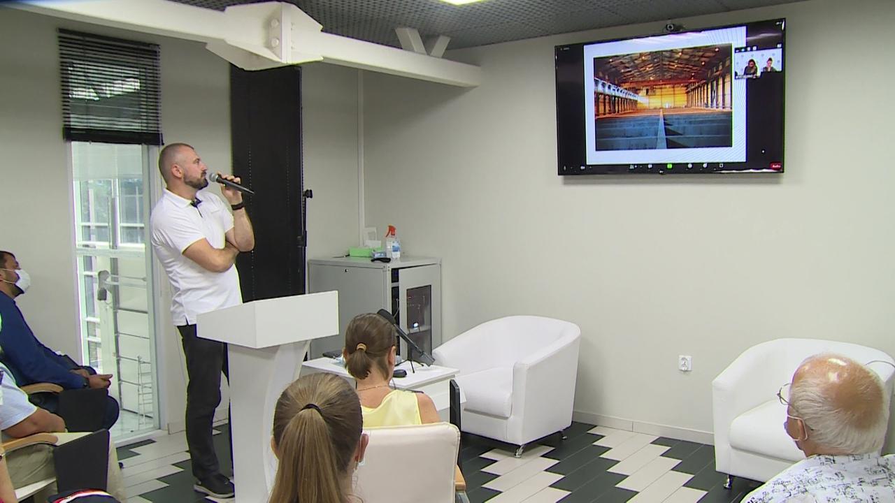 В Новоуральске состоялась презентация публичного отчета по экологической безопасности Национального оператора за 2020 год