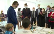 Новоуральская школа №40 вошла в областной проект «Уральская инженерная школа»