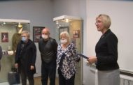 В городском музее открылась выставка, посвященная 100-летию Алексея Алексеевича Сивачева