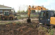 В деревне Починок в НГО готовятся к строительству новых домов