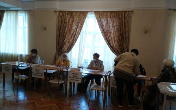 Итоги выборов в НГО