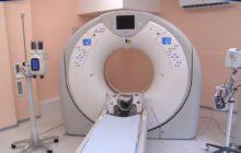 Новый томограф заработал в городской медсанчасти