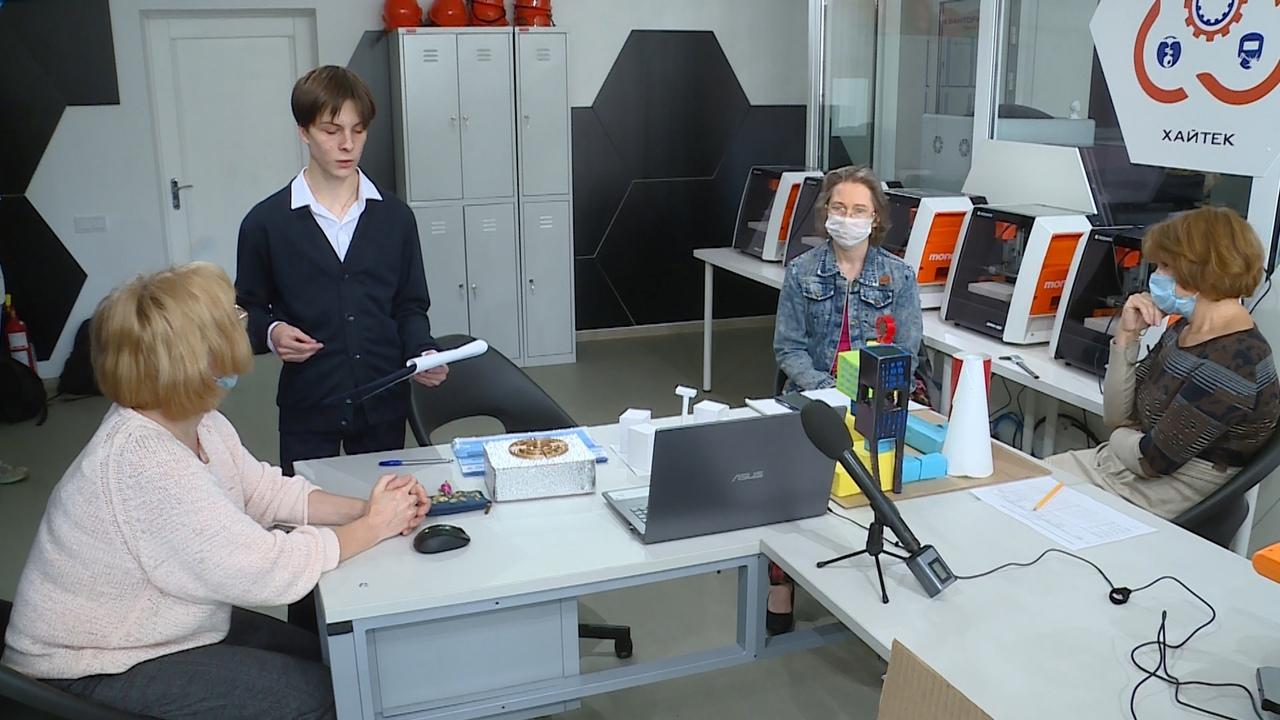 Юные инженеры из Новоуральска отправятся в Волгодонск на фестиваль технического творчества